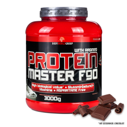 BWG/ MUSCLE LINE / Protein Master F90+ Arginin  / 3000g...