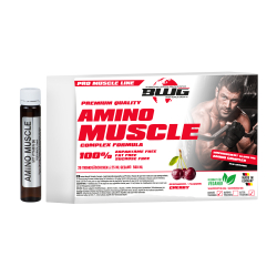 BWG Amino Muscle Complex Formula Ampullen